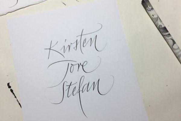 Auftragsarbeit, Tinte auf Papier, 18x24 cm